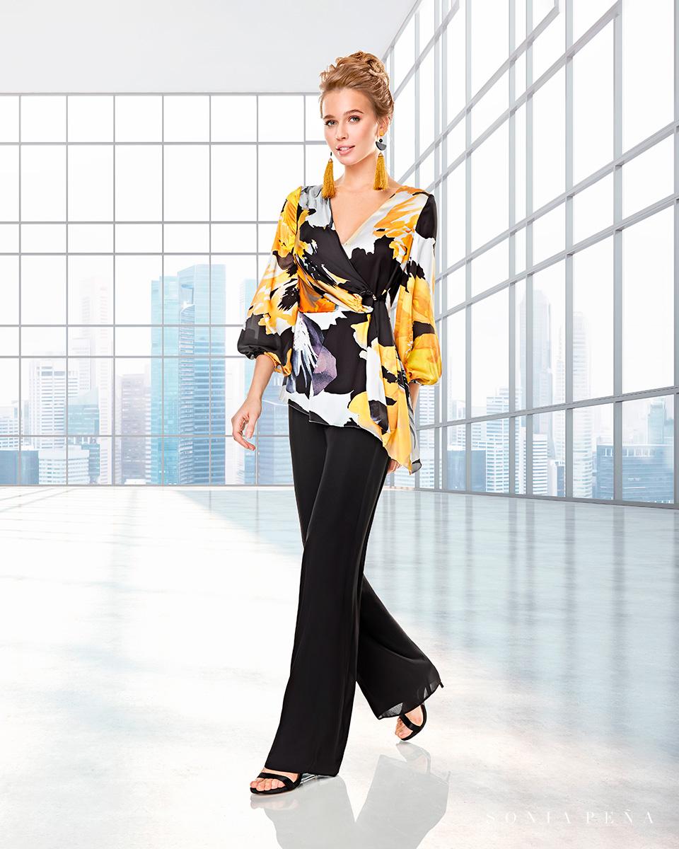 Vestiti da giacca Completo. Autunno Inverno 2020 Collezione Capsule 2020. Sonia Peña - Ref. 2200014