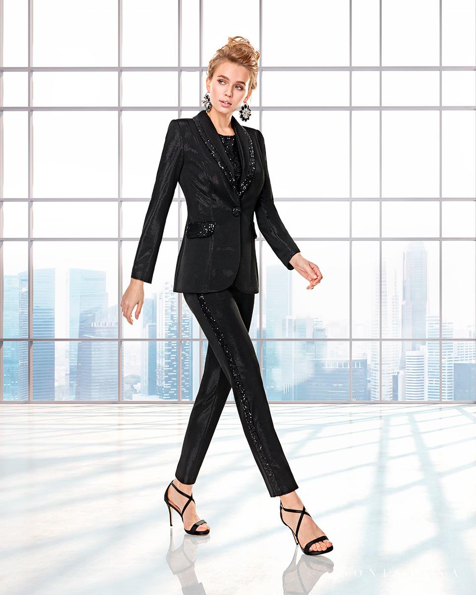 Vestiti da giacca Completo. Autunno Inverno 2020 Collezione Capsule 2020. Sonia Peña - Ref. 2200029