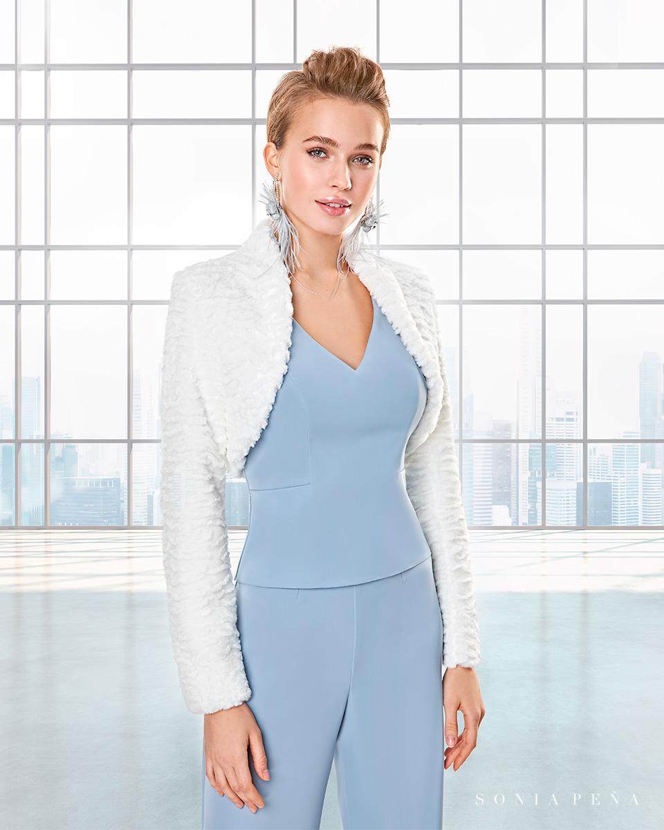 Vestiti da giacca Completo. Autunno Inverno 2020 Collezione Capsule 2020. Sonia Peña - Ref. 2200037