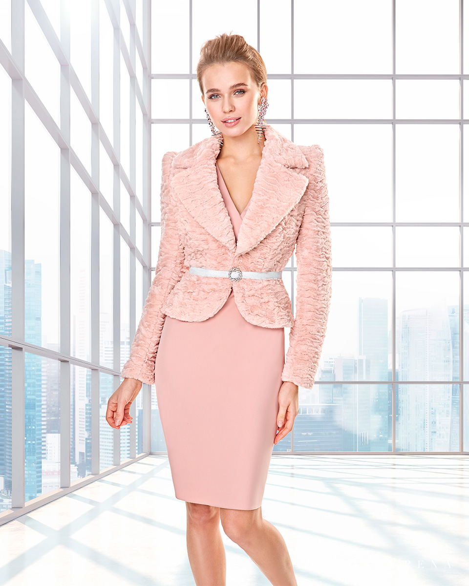 Vestiti da giacca Completo. Autunno Inverno 2020 Collezione Capsule 2020. Sonia Peña - Ref. 2200038