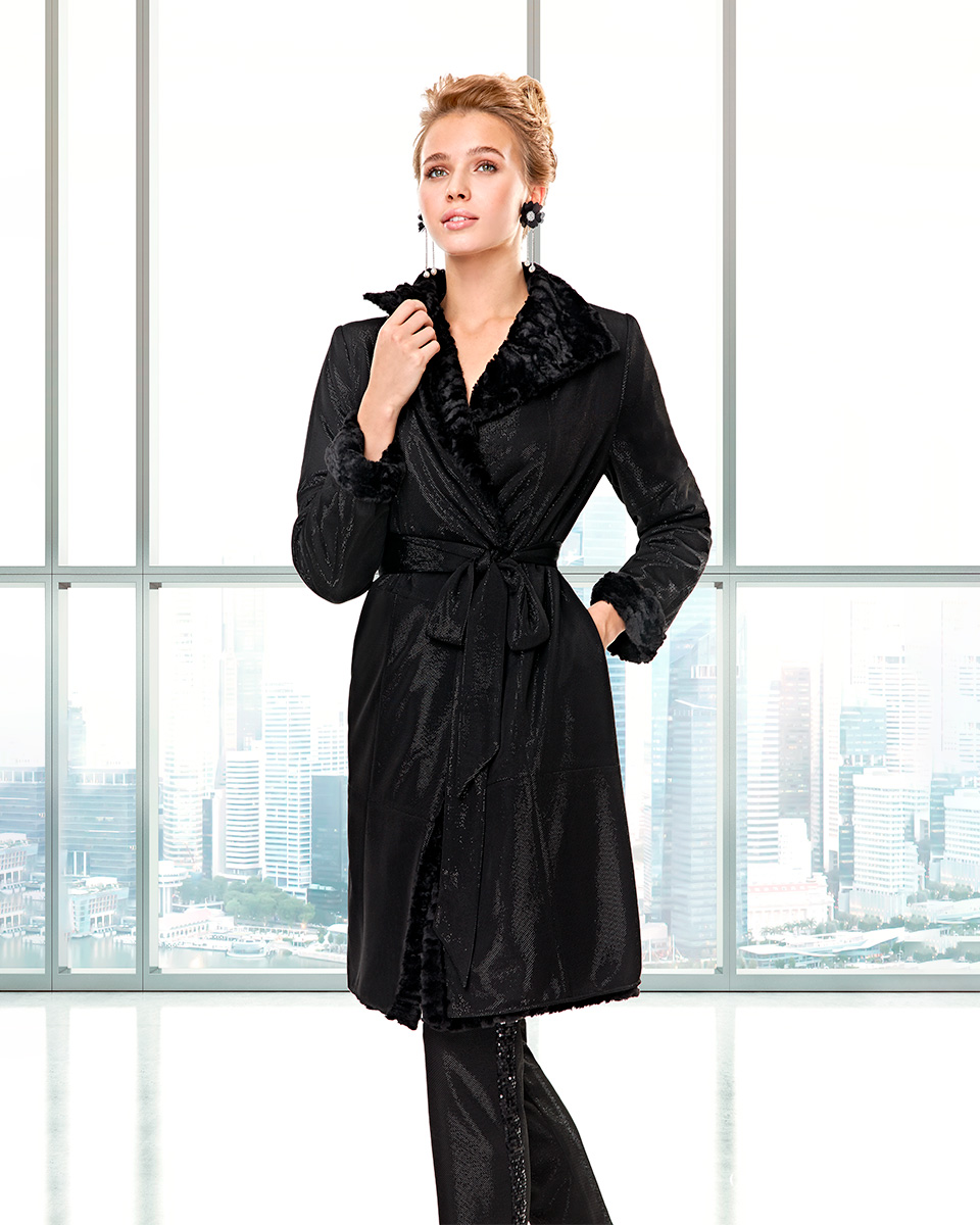 Vestiti da giacca Completo. Autunno Inverno 2020 Collezione Capsule 2020. Sonia Peña - Ref. 2200042