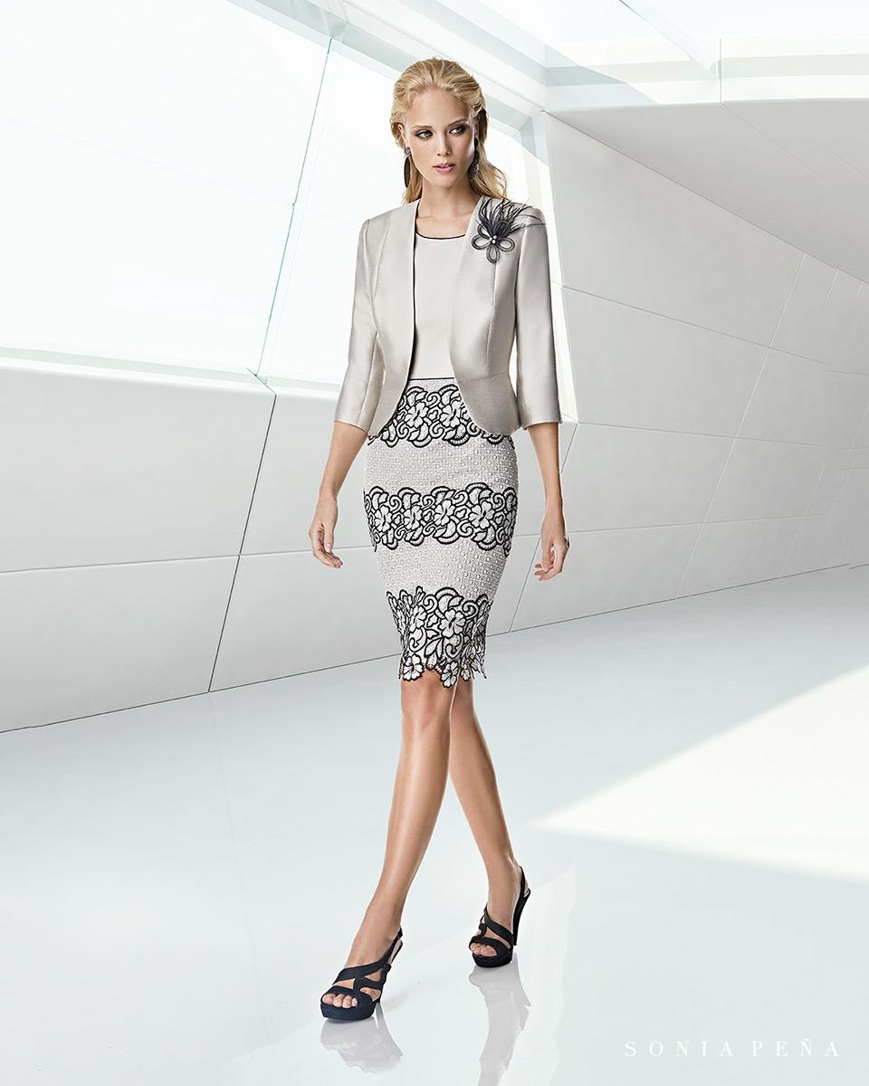 Vestiti da giacca Completo. Primavera Estate 2020 Collezione Trece Lunas. Sonia Peña - Ref. 1200033