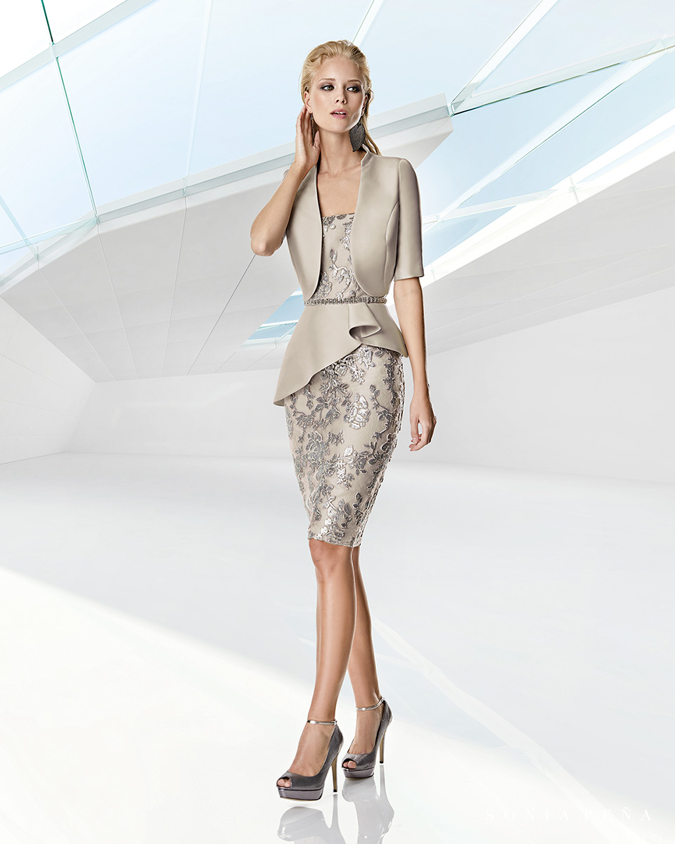 Vestiti da giacca Completo. Primavera Estate 2020 Collezione Trece Lunas. Sonia Peña - Ref. 1200036