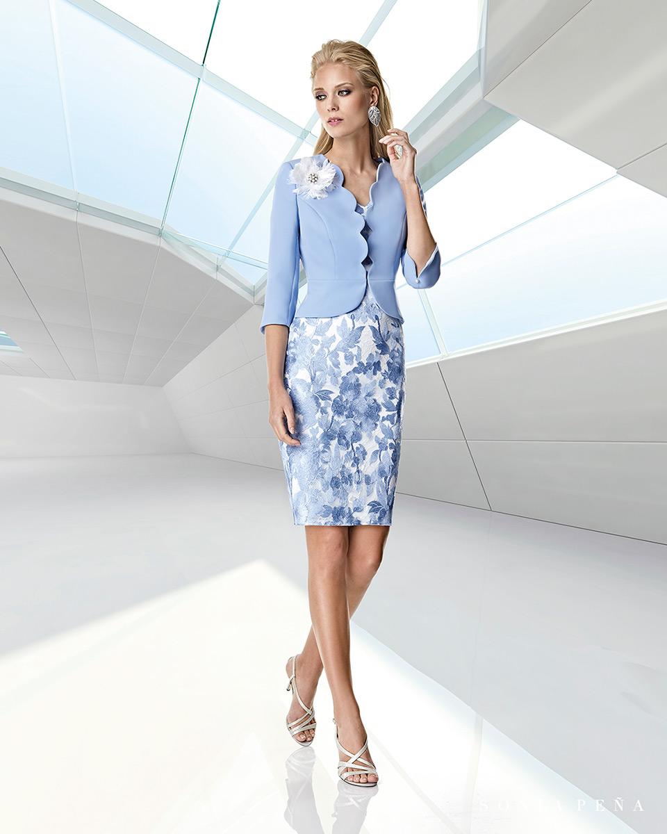 Vestiti da giacca Completo. Primavera Estate 2020 Collezione Trece Lunas. Sonia Peña - Ref. 1200039