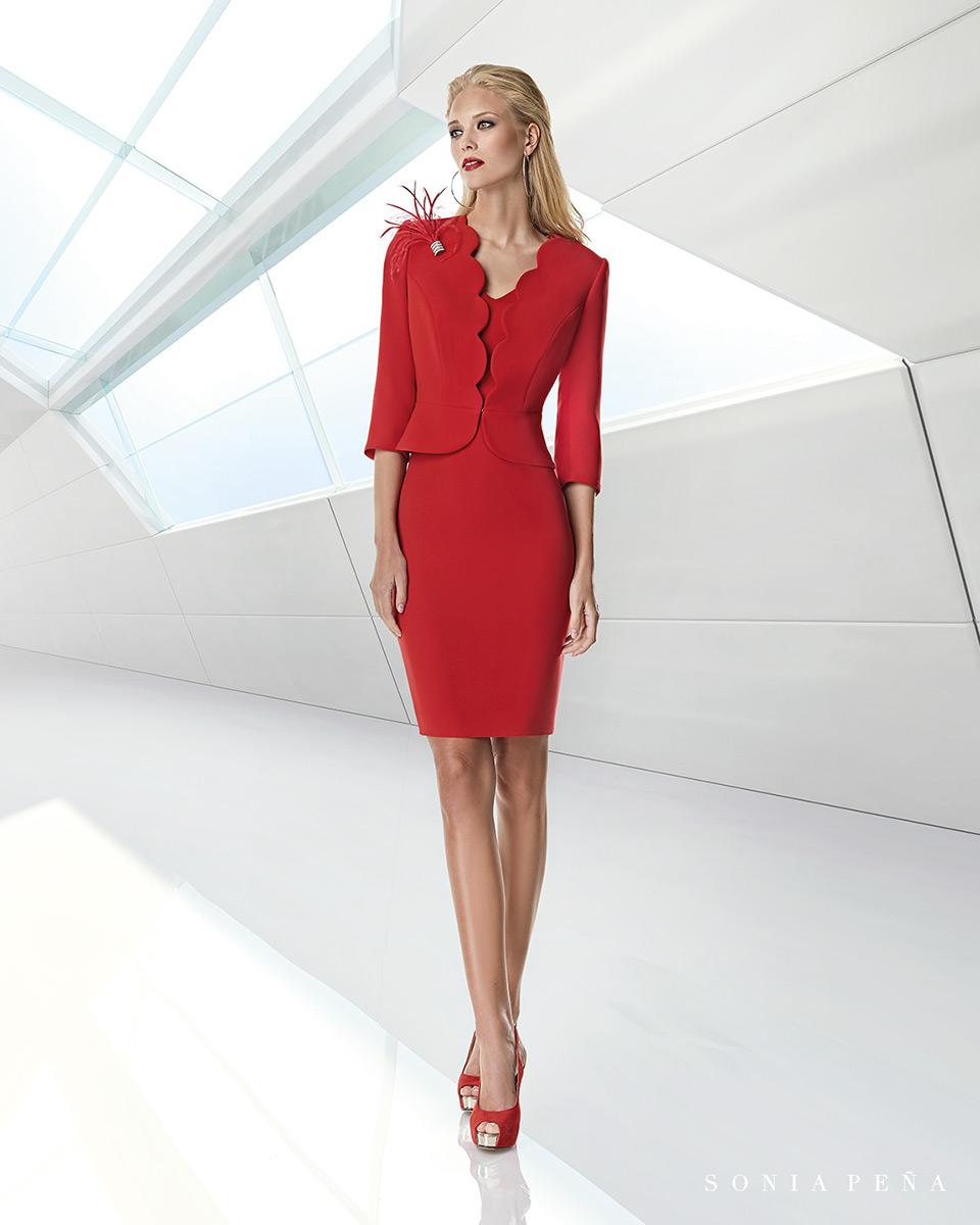 Vestiti da giacca Completo. Primavera Estate 2020 Collezione Trece Lunas. Sonia Peña - Ref. 1200040