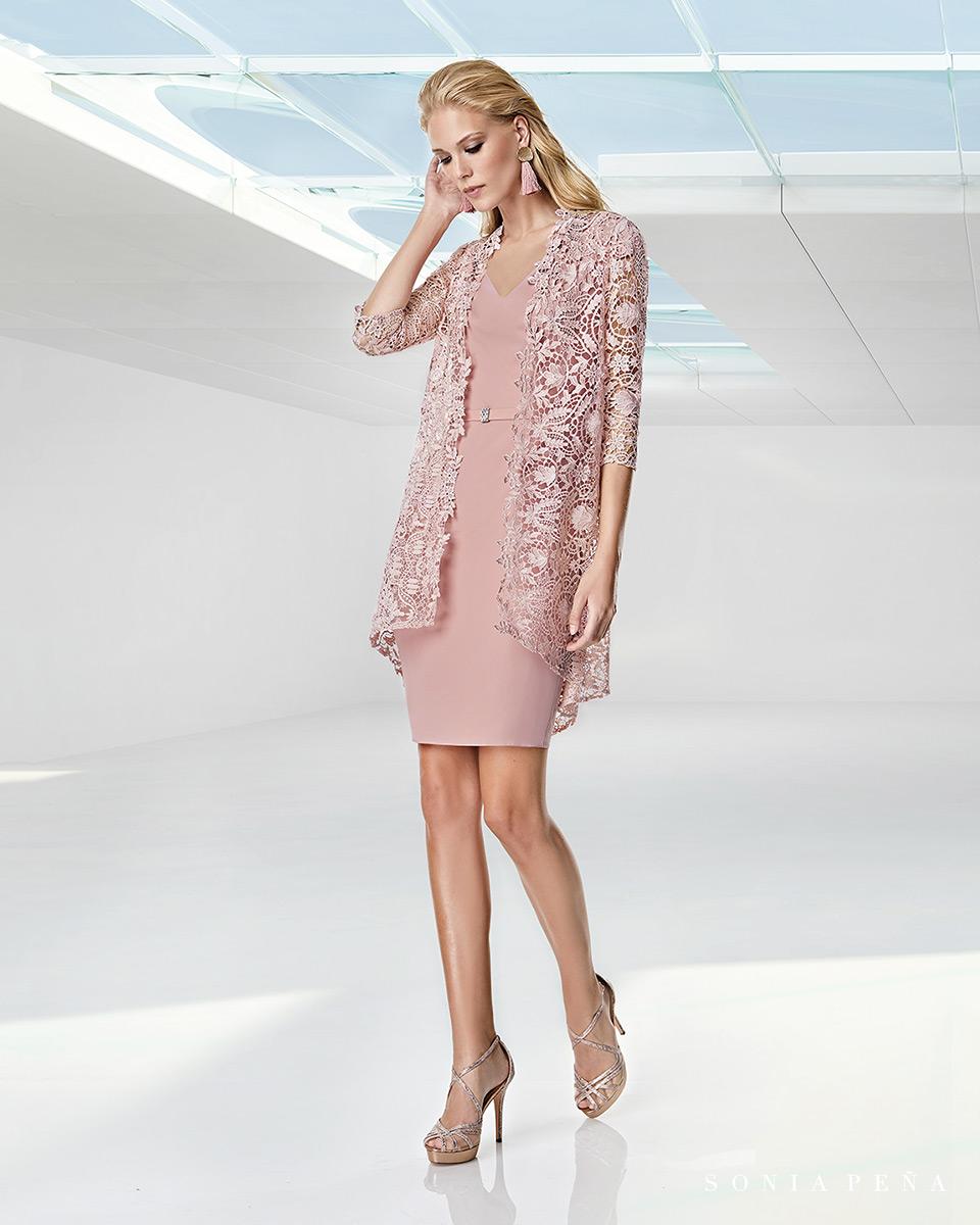 Vestiti da giacca Completo. Primavera Estate 2020 Collezione Trece Lunas. Sonia Peña - Ref. 1200041