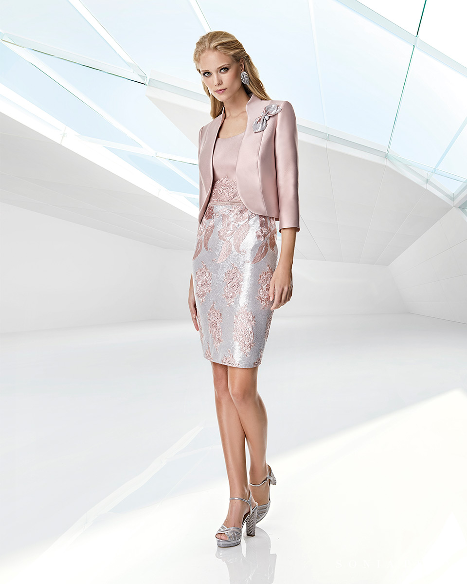 Vestiti da giacca Completo. Primavera Estate 2020 Collezione Trece Lunas. Sonia Peña - Ref. 1200048