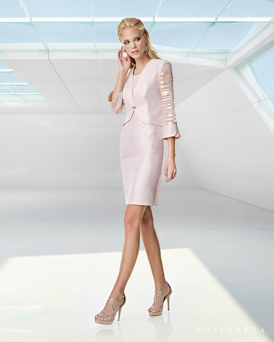 Vestiti da giacca Completo. Primavera Estate 2020 Collezione Trece Lunas. Sonia Peña - Ref. 1200054