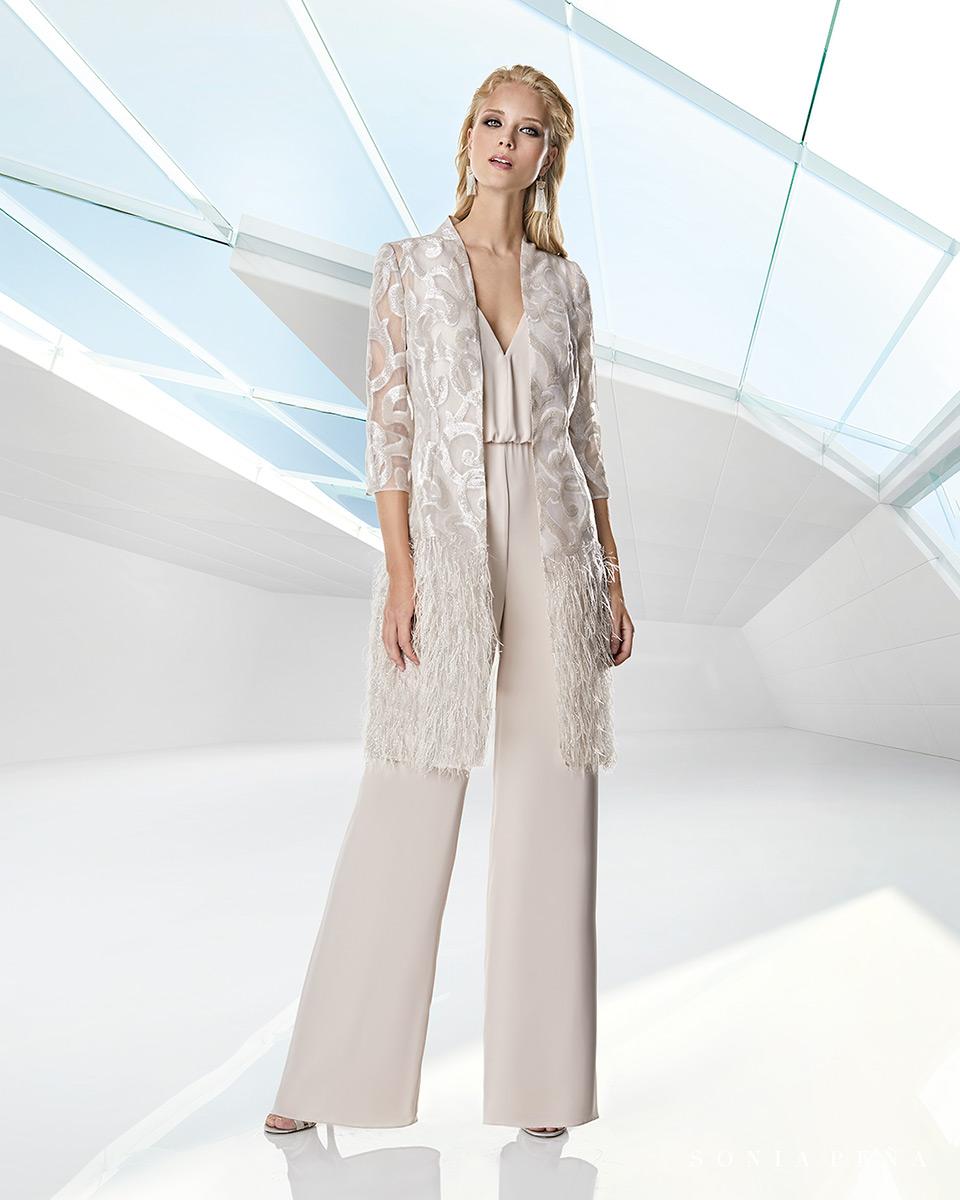 Vestiti da giacca Completo. Primavera Estate 2020 Collezione Trece Lunas. Sonia Peña - Ref. 1200059