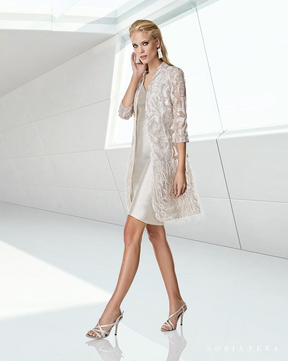 Vestiti da giacca Completo. Primavera Estate 2020 Collezione Trece Lunas. Sonia Peña - Ref. 1200060