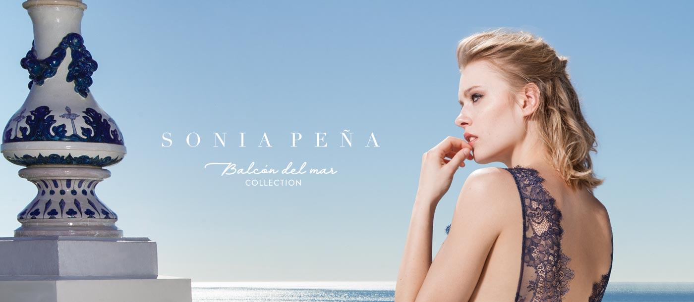 Abiti da festa, vestiti da festa, Vestidos de madrina, Abiti da cocktail. Primavera Estate 2019 Collezione Balcón del Mar Completa. Sonia Peña